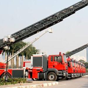 Cám ơn Sở cứu hỏa TP Hồ Chí Minh