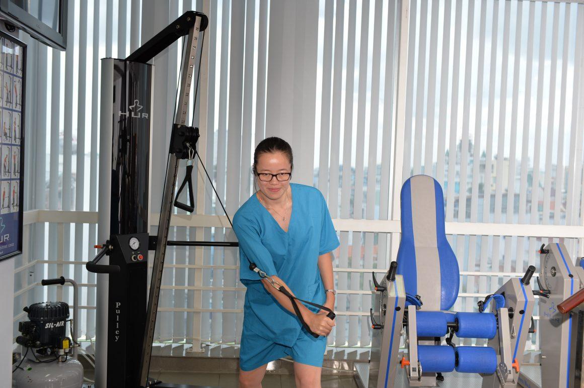 Vật lý trị liệu – Phục hồi chức năng