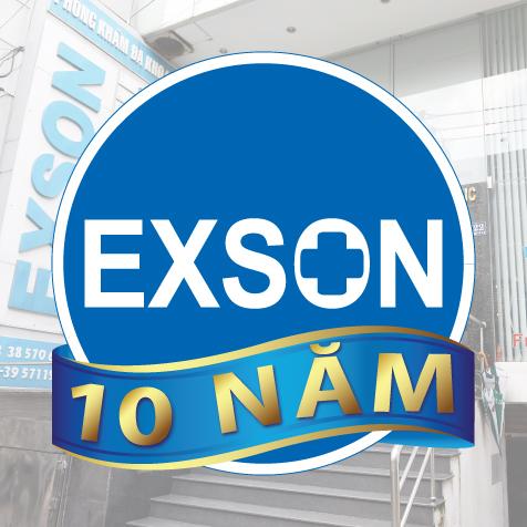EXSON – Chặng đường 10 năm