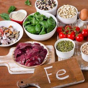 Những thực phẩm ngăn ngừa thiếu máu