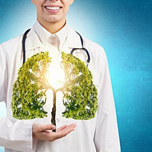 Cải thiện toàn diện sức khỏe của phổi