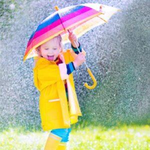 Bệnh dễ phát triển trong mùa mưa