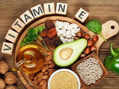 Các thực phẩm chứa nhiều vitamin E