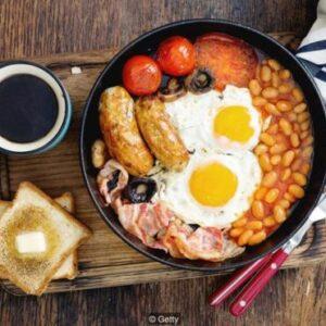 Thành phần dinh dưỡng hợp lý cho bữa sáng